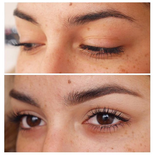 Before After How I Do My Brows Soap Brows Hollywood Brows 1