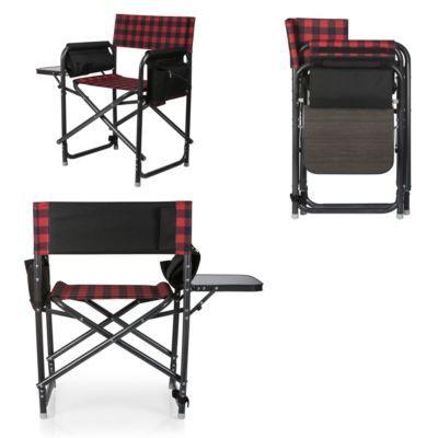 Tremendous Oniva By Outdoor Red Directors Folding Chair Folding Inzonedesignstudio Interior Chair Design Inzonedesignstudiocom