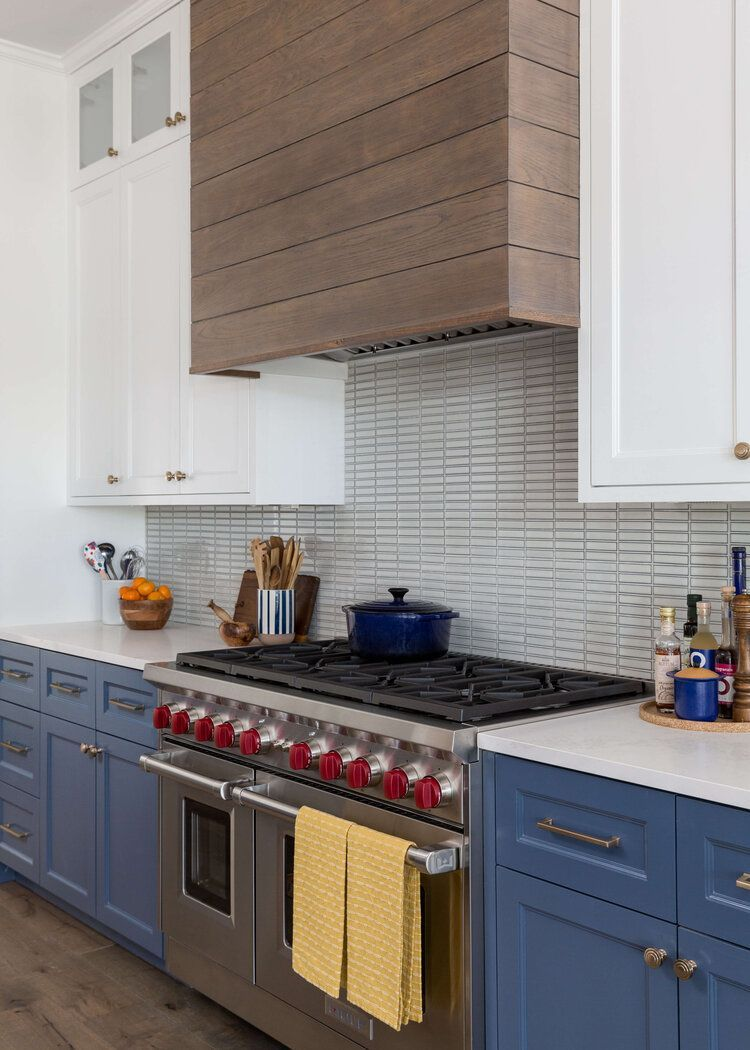 Remodel Project Reveal A Fresh Fun Look For A Family Friendly Home Designed Kitchen Remodel Kitchen Layout Remodeling Projects