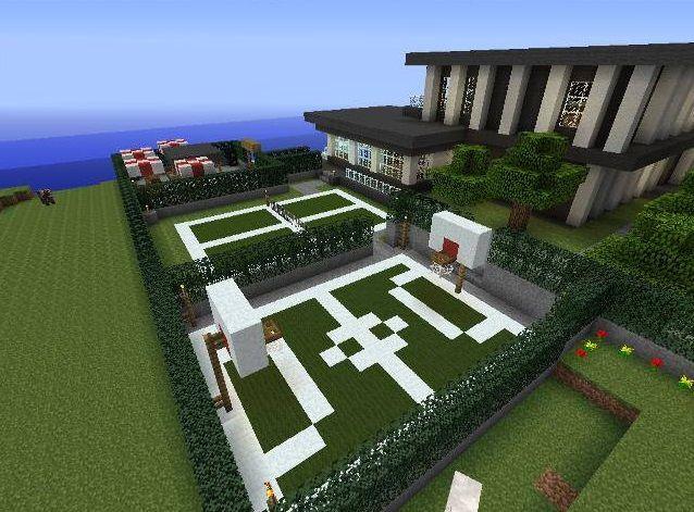 Resultado de imagen para casas de minecraft peque as y bonitas for Como hacer una casa moderna y grande en minecraft 1 5 2