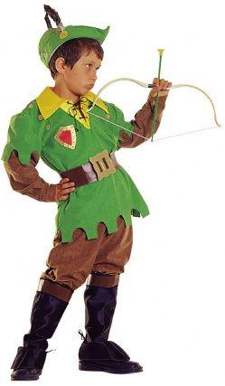 D guisement robin des bois costume bat pinterest - Deguisement enfant robin des bois ...