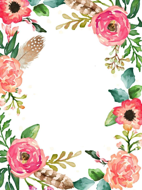 fondo tarjeta invitaci u00f3n flores