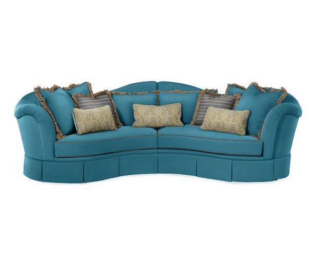Thomasville San Lorenzo Sectional Brights Furniture
