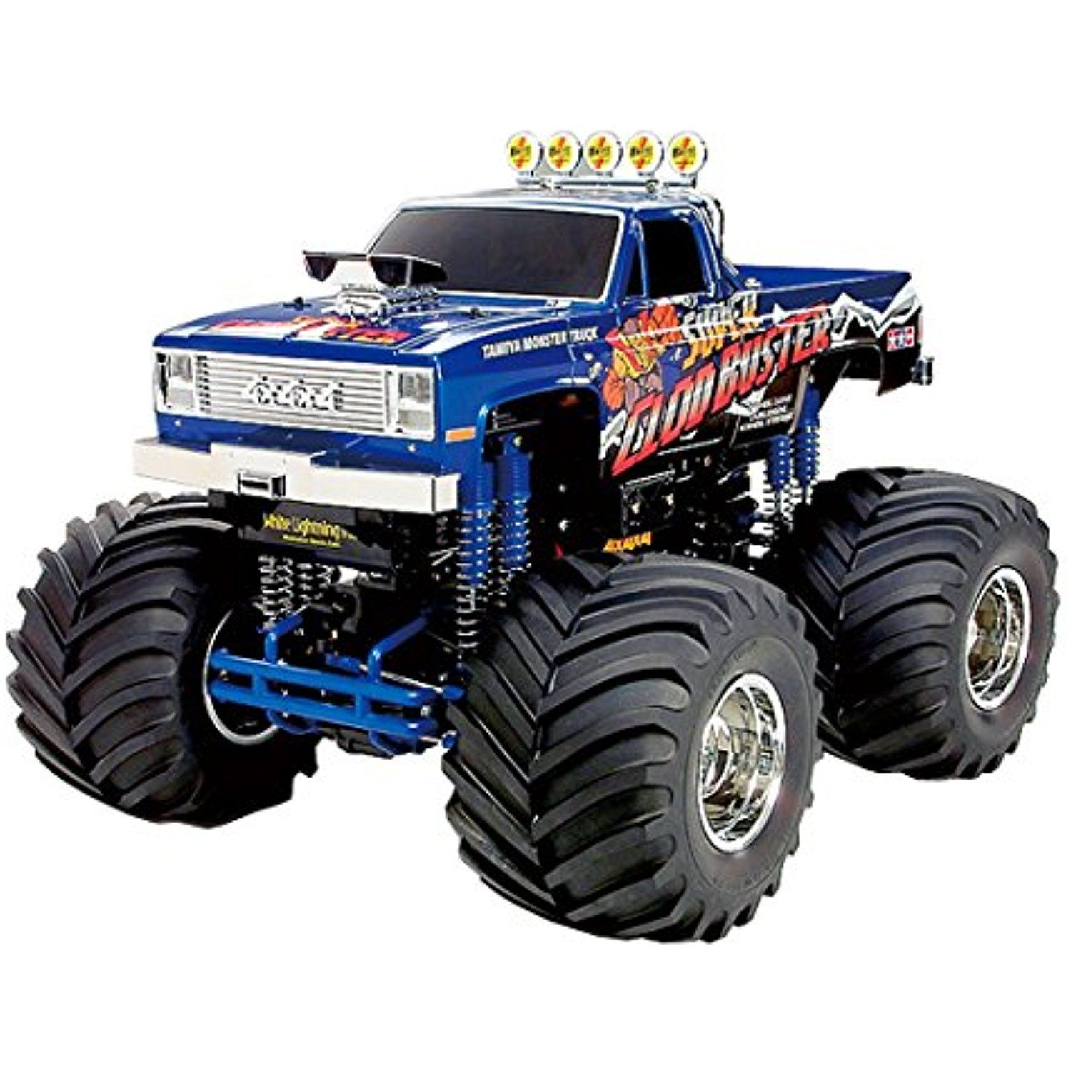 Tamiya Super Clod Buster 4X4X4 Vehicle ** Click on the