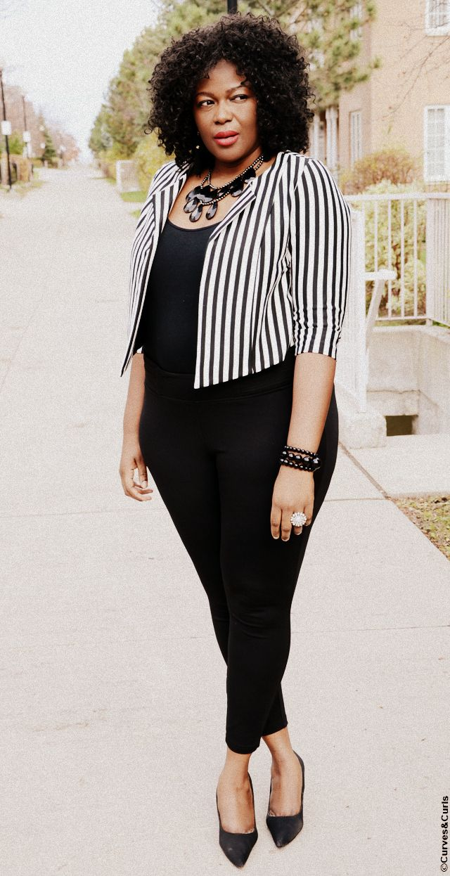 OUTFIT POST: FALL STRIPES