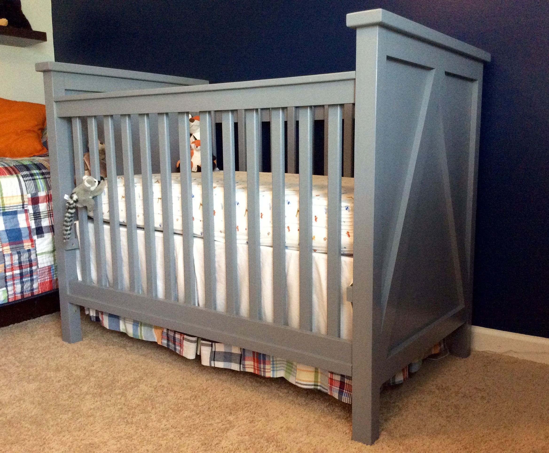 Crib for Baby #3 | Do It Yourself Home Projects from Ana ...