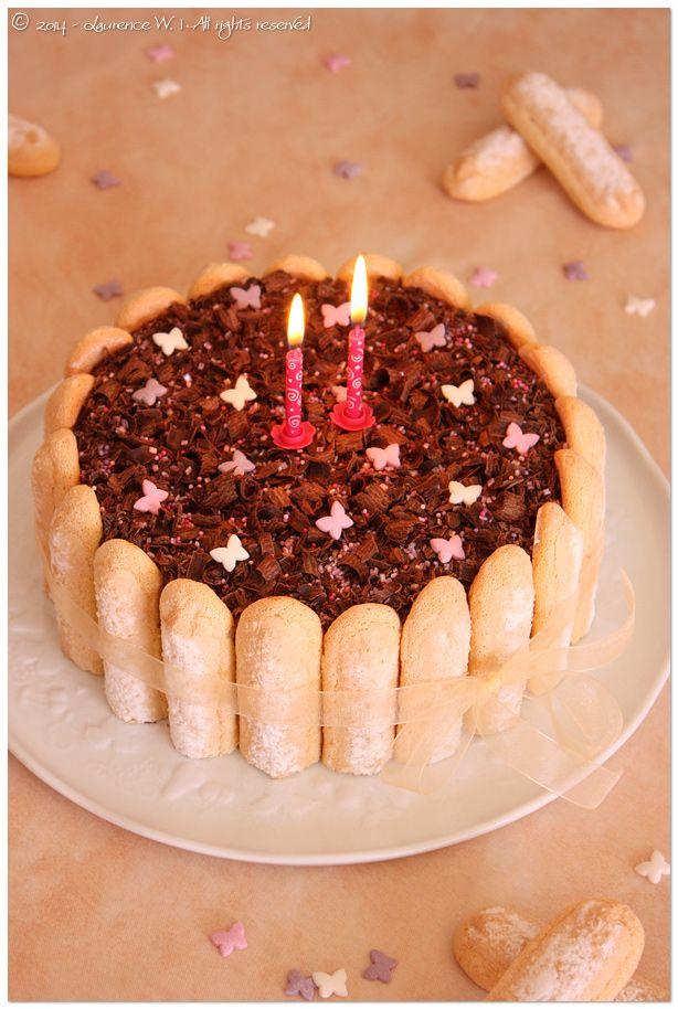 charlotte au chocolat trop chou recettes de fatmama charlotte dessert charlotte et desserts. Black Bedroom Furniture Sets. Home Design Ideas