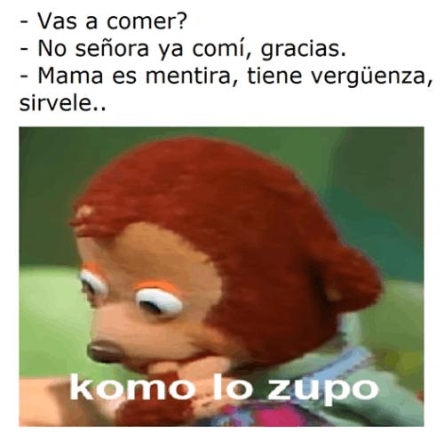El Verdadero Origen Conoce La Verdadera Historia Detras Del Meme Como Lo Supo Tkm Chile Memes Fotos Divertidas Para Whatsapp Meme Divertido