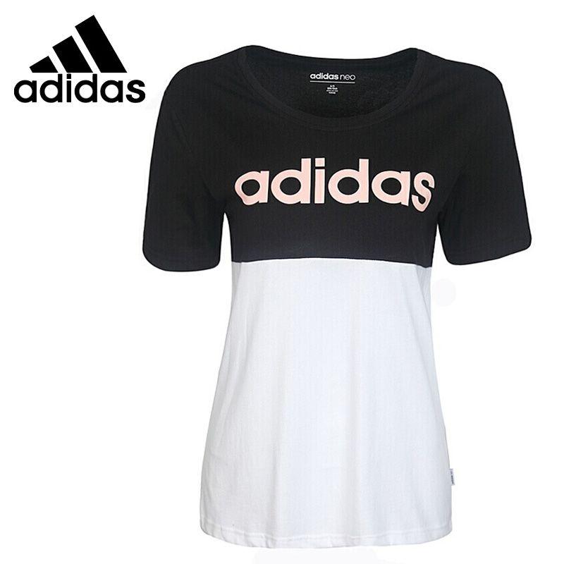 Original New Arrival 2017 Adidas NEO Label Women's T-shirts short sleeve Sportswear