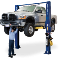 2 Post Lifts From Levanta Are Among The Fine In The Industry Each Two Post Lift Model Has Been Manufactured Specially With The Op Two Post Car Lift Hydraulic Cars Lifted Trucks