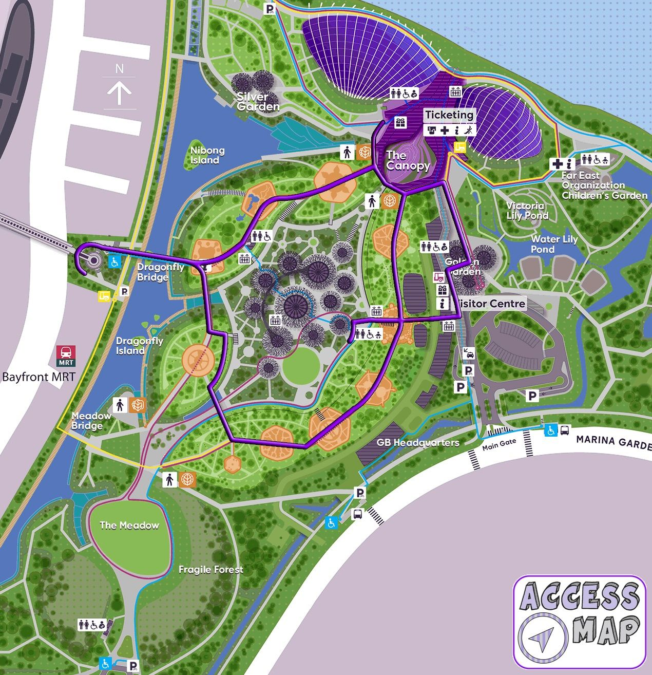 Pin By Arafat On Garden By The Bay Water Pond Lily Pond Gardens By The Bay