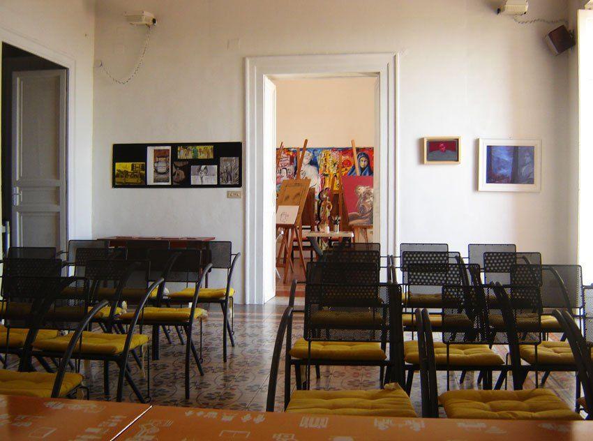Sala proiezioni, meeting, eventi L'Altro ArteContemporanea a Palermo