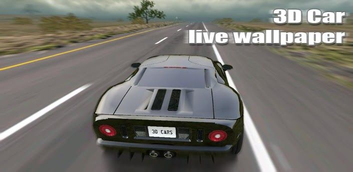3d Car Live Wallpaper V1 3 Frenzy Android Aplications