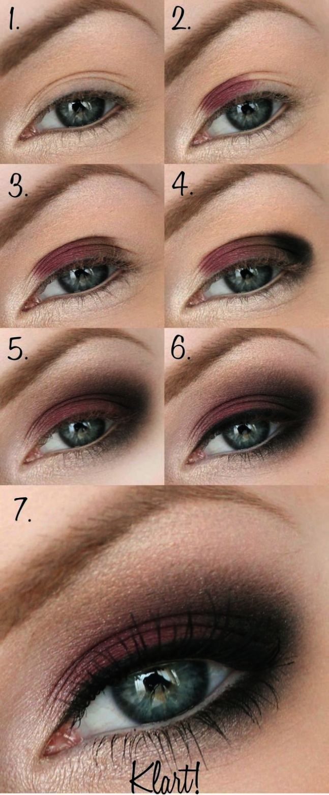 Smokey Eye Elf Eyeshadow Beautiful Eye Makeup For Dark