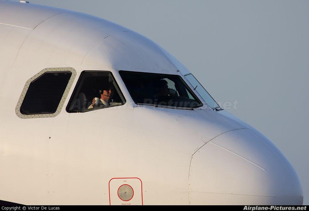 Monarch Airlines G-MRJK aircraft at Murcia - San Javier