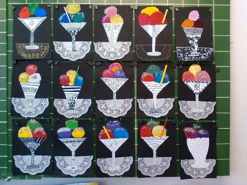 Kunst Sommer Grundschule