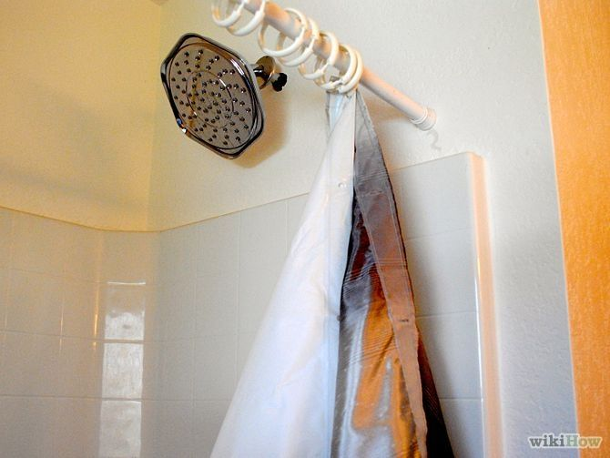 Wash Your Shower Curtain Liner Clean Shower Curtain Liner Wash