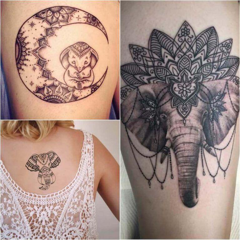 Elephant Tattoo Designs Most Popular Elephant Tattoos With Meaning Elephant Tattoo Design Elephant Tattoos Geometric Elephant Tattoo
