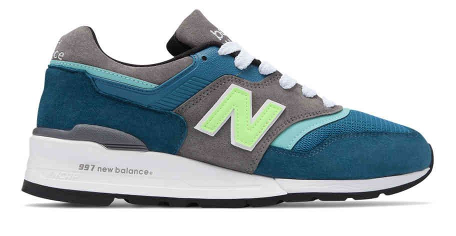 997 Made in US Men's 997 Classic, New Balance