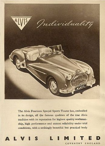 Alvis Sports Special Cars For Sale Uk Classic Cars Muscle