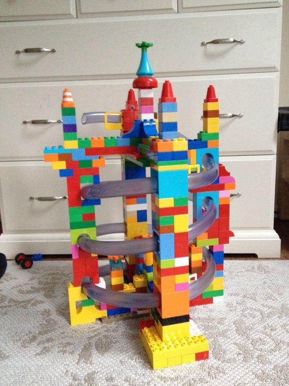 Lego manualidades lego pinterest basteln kinder - Lego duplo ideen ...