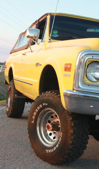 1969 Chevy Blazer Classic Chevy Trucks Gmc Vans K5 Blazer