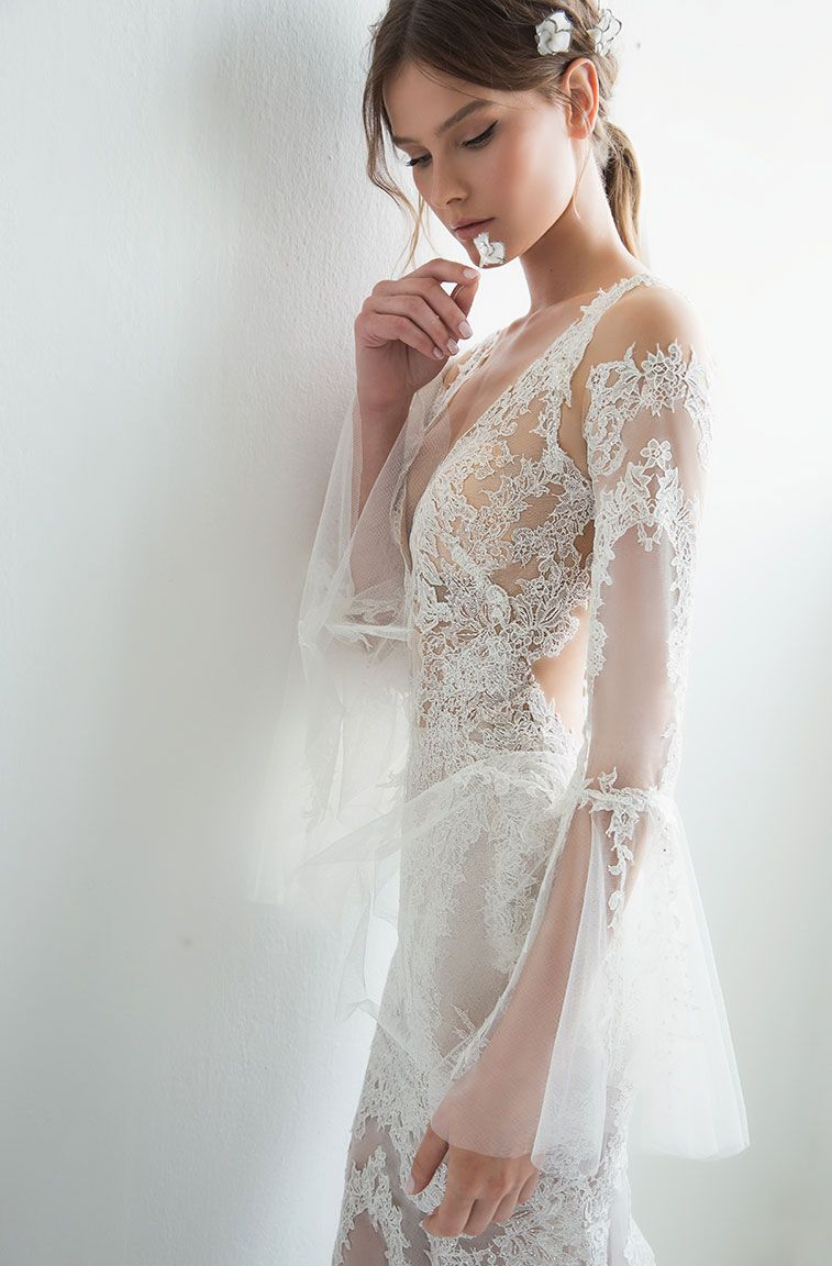 Lee Petra Grebenau Wedding Dresses 2018 – Pre 2018 Bridal Collection