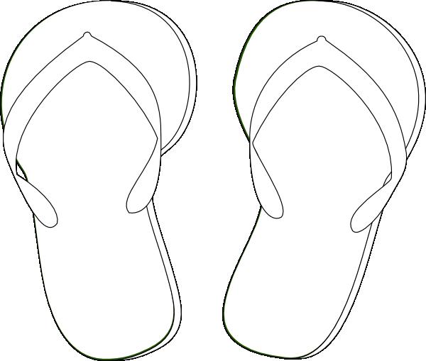 Pin On Flip Flops Drawings