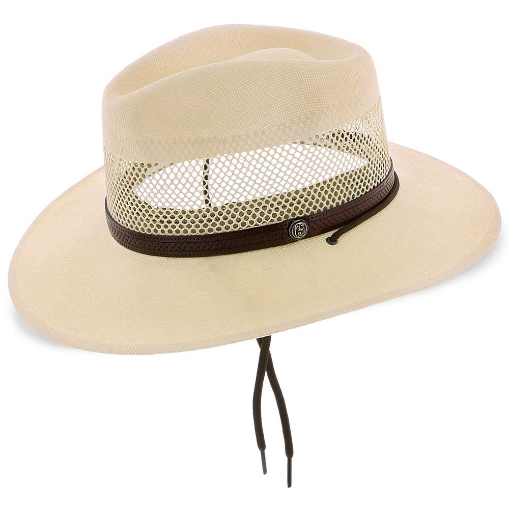 Lodge Stetson Palm Straw Panama Hat Straw Cowboy Hat Stetson Panama Hat