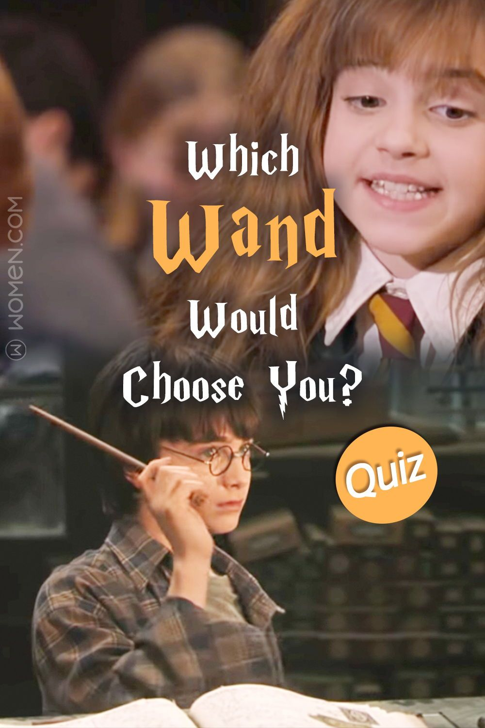 Hogwarts Quiz Which Wand Would Choose You Harry Potter Quiz Hogwarts Quiz Harry Potter Wand Quiz