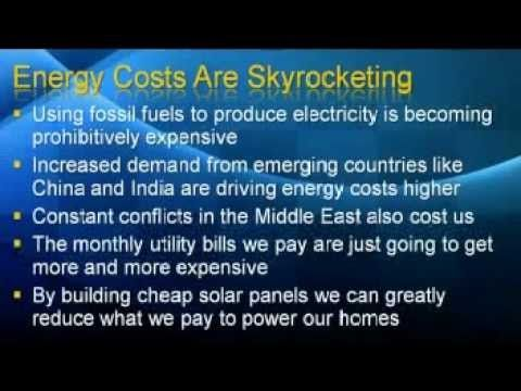 Best DIY Solar Panels | Build Homemade Solar Panels and Save Energy - http://www.newvistaenergy.com/solar-energy/solar-panels/best-diy-solar-panels-build-homemade-solar-panels-and-save-energy/