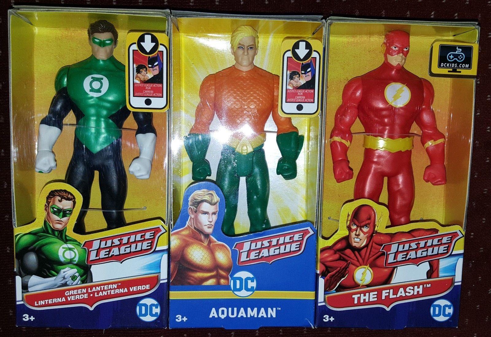 """CYBORG 6/"""" Action Figure JUSTICE LEAGUE DC COMICS by Mattel NIP!"""