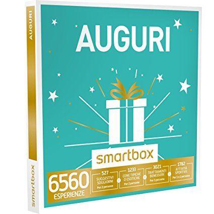 SMARTBOX - Cofanetto Regalo -AUGURI 1 esperienza a scelta tra ...