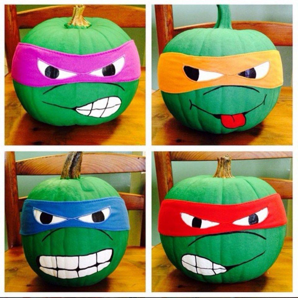 #pumpkinpaintingideas
