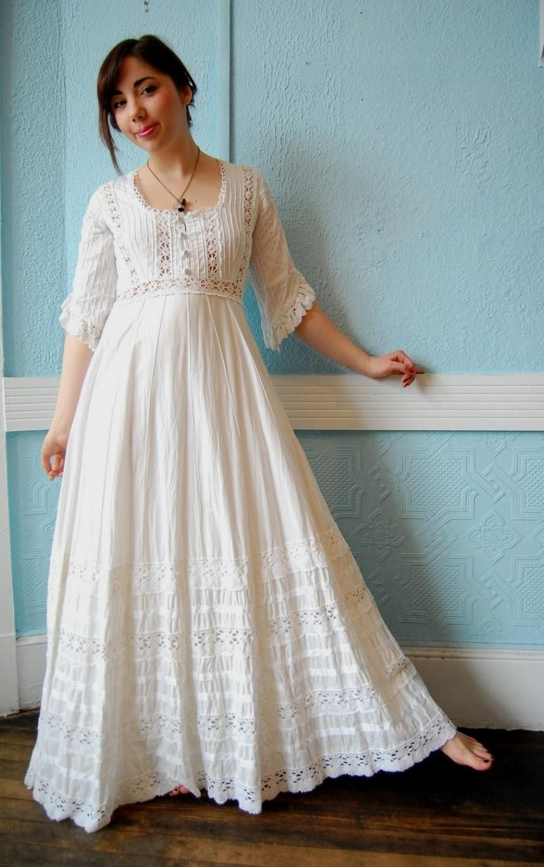 cotton wedding dresses - Google Search | w.i. | Pinterest | Cotton ...