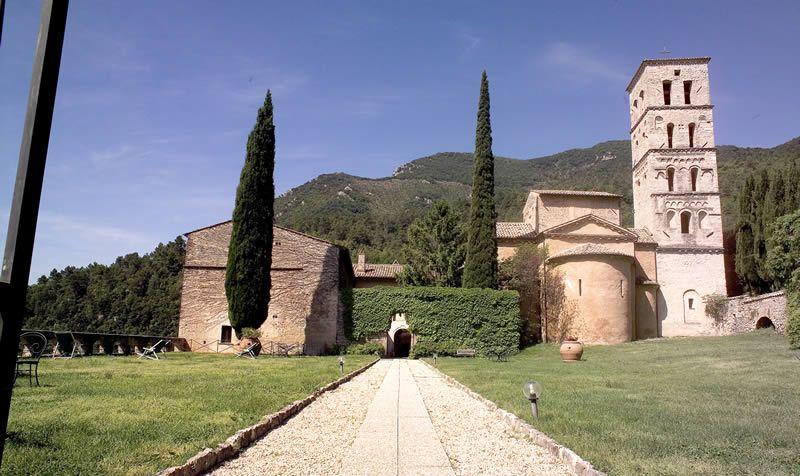 Residenza d'Epoca Abbazia San Pietro in Valle – Relais – Valnerina