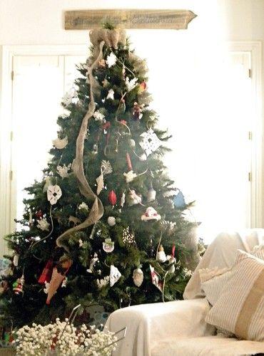Christmas Tree Idea From Houzz Christmas Tree Decorations