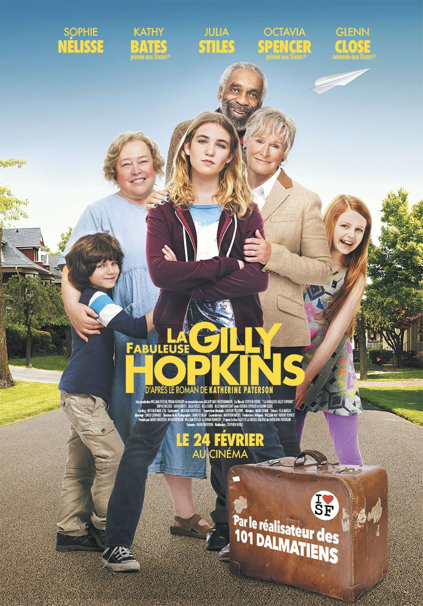 The Great Gilly Hopkins (2016) by Stephen Herek