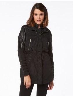 Manteau d'hiver oxygen