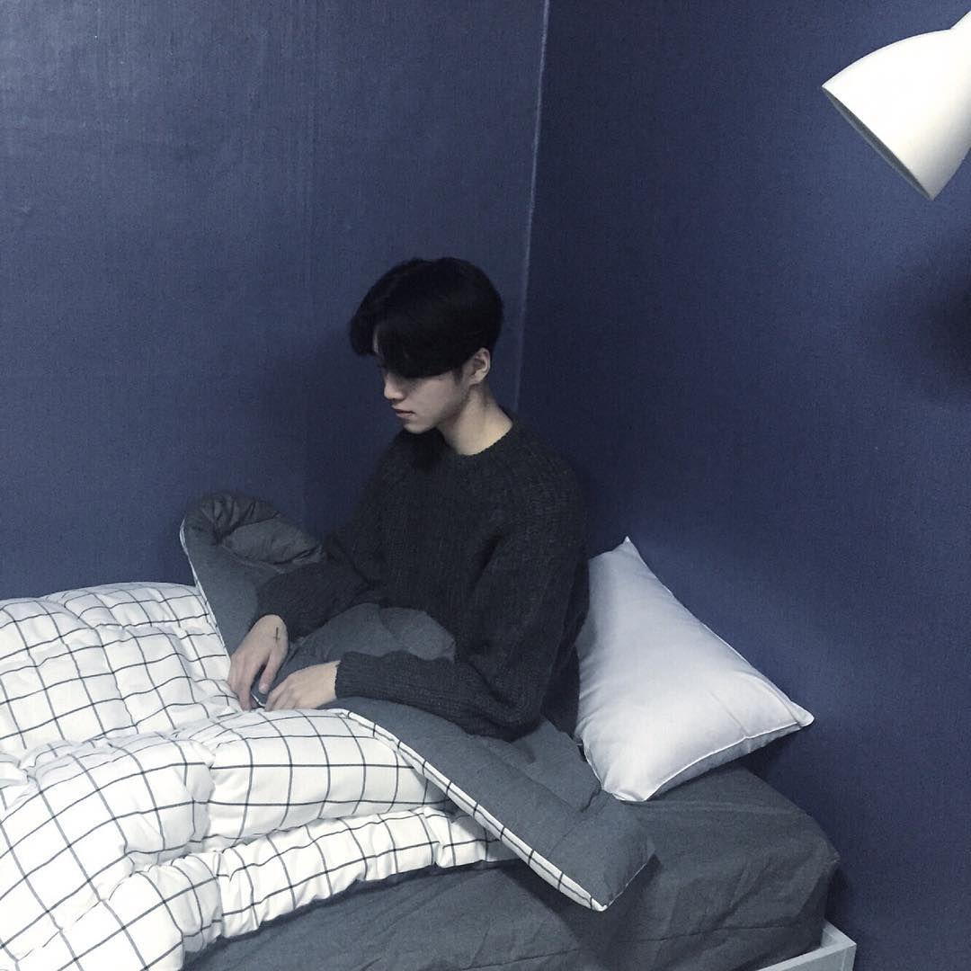 ulzzang boy Tumblr 한국인 남친 Aesthetic Pinterest