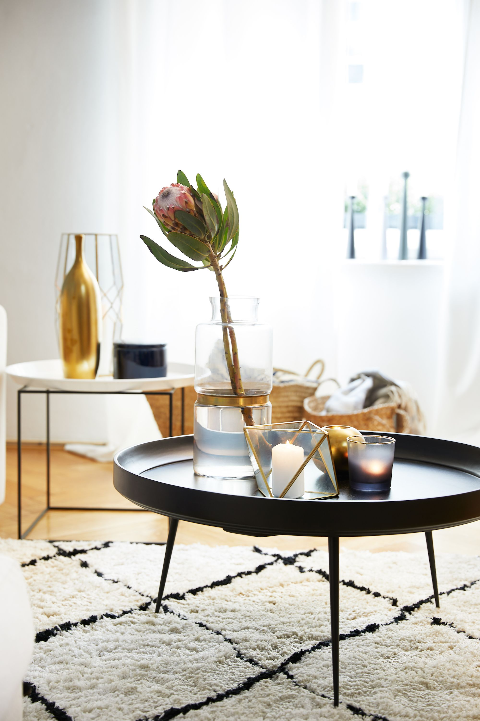 Couchtisch Bowl Table