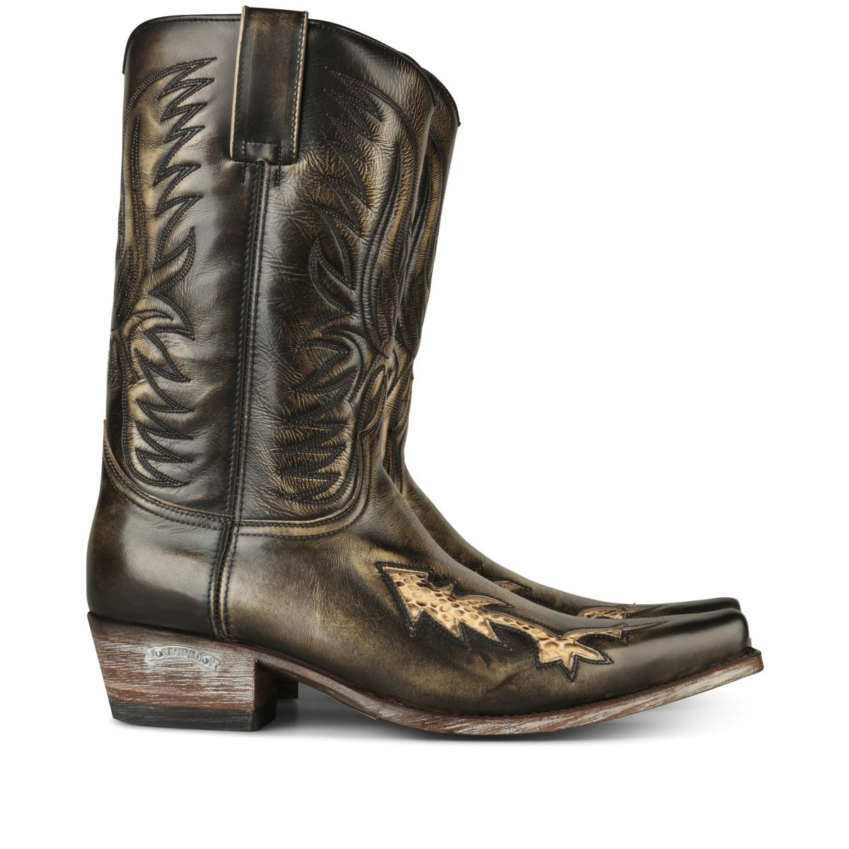 Sendra 9393 denver tiera: Gave western boots 9393 uit de