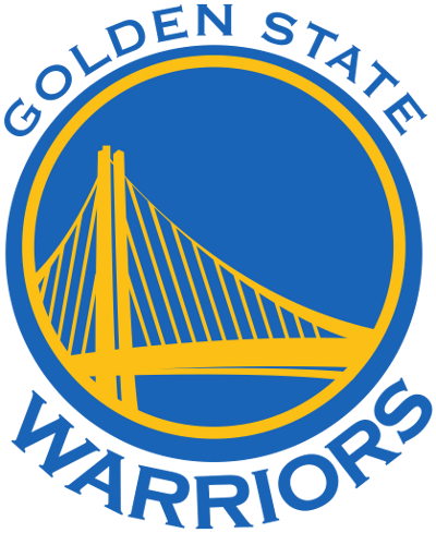 printable golden state warriors logo nba team logos pinterest