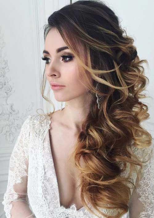 P Ob Sie Sind Wachst Ihr Haar Nur Fur Diesen Grossen Tag Oder