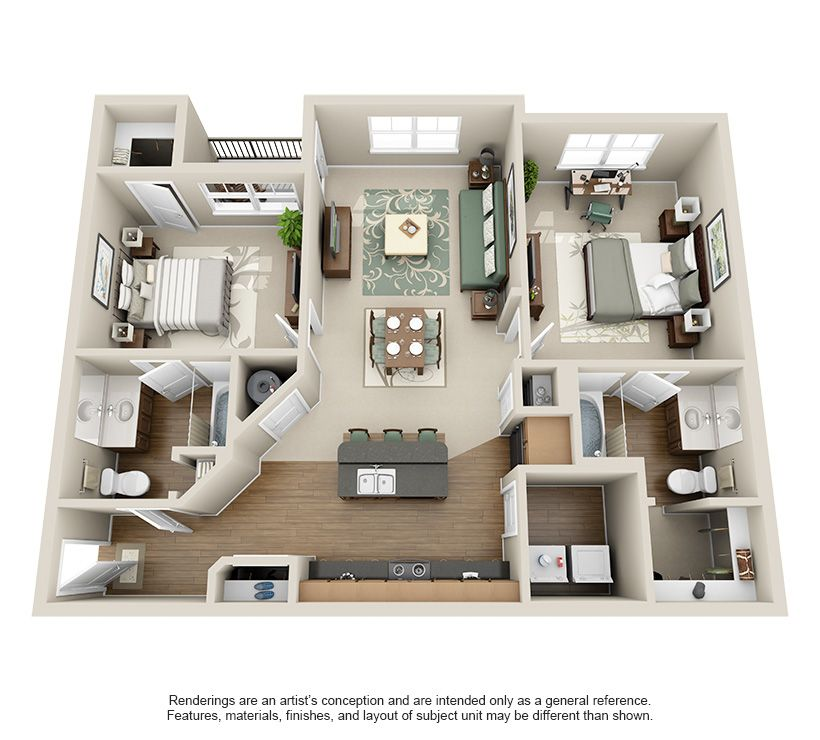 Luxury 1 2 And 3 Bedroom Apartments In Lexington Ky Lexington Kentucky Apartment Steadfast Luxurious Bedrooms Bedroom Apartment Floor Plan Design