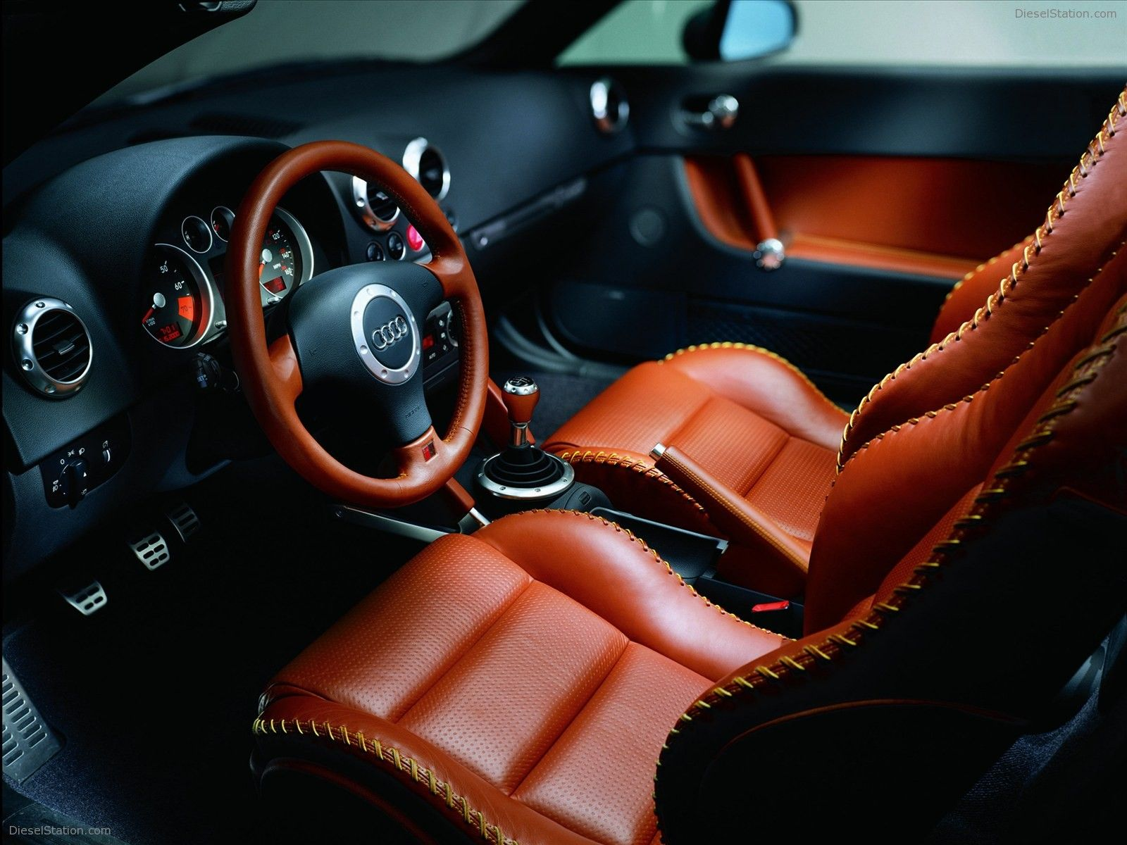 Audi TT 2002 Exotic Car Pictures #06 of 14 : DieselStation ...
