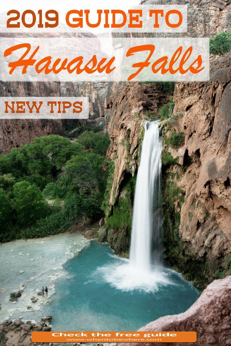 Photo of Havasu Falls – Havasupai: Top Tips Before You Go