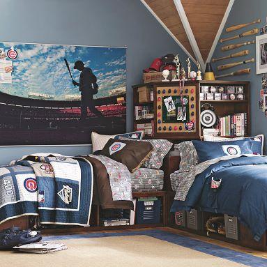30 Awesome Teenage Boy Bedroom Ideas Teenage Boy Room Cool