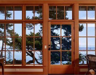 Fotos y Diseos de Ventanas como fabricar una ventana de madera