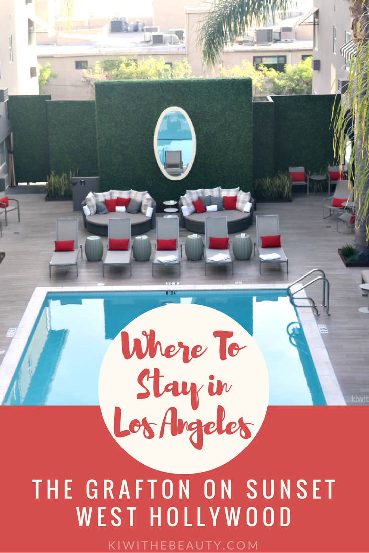 Hotel Review   The Grafton On Sunset (West Hollywood California) #TravelGuide #WhereToStayInLosAngeles #WhereToStayinLA #LosAngeles #TravelGuideLosAngeles #TravelGuideCalifornia #California #WestHollywood